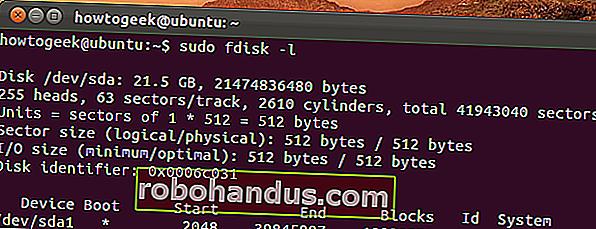 fdisk ext4 ubuntu