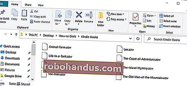 Cara Menyalin Atau Memindahkan Fail Dan Folder Pada Windows 10